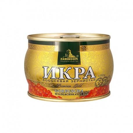 250g Zarendom® Premium Gold Gorbuscha Lachskaviar