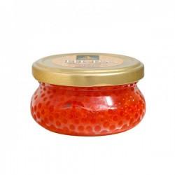 Kaviár Pstruhový ve skleněné nádobě 100g